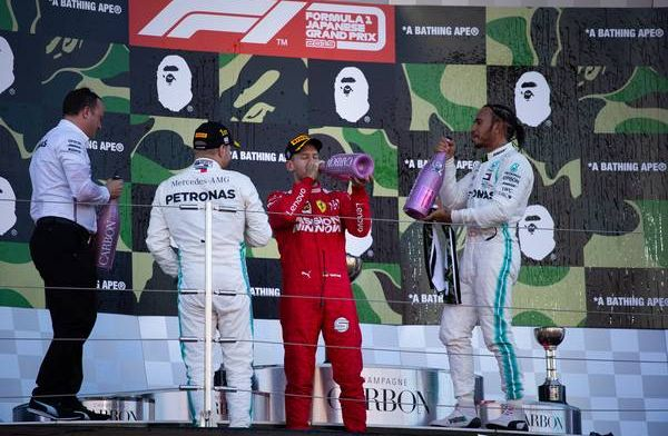 Sebastian Vettel backs that Lewis Hamilton's success not only down to the car