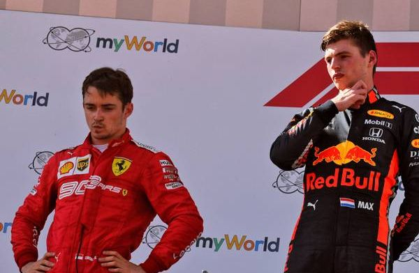 Briatore wants Leclerc or Verstappen to partner Hamilton at Mercedes!