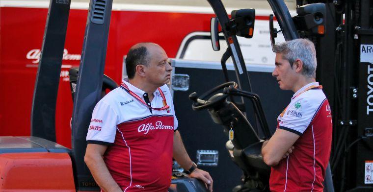 Racepace vinden? Alfa Romeo verwacht het gemakkelijker te kunnen doen!