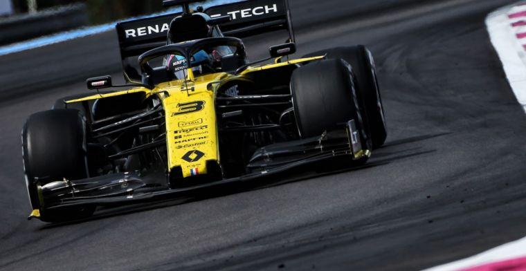Ricciardo zegt ware verbetering door pech nog niet te hebben kunnen laten zien