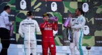 Image: Sebastian Vettel backs that Lewis Hamilton's success not only down to the car