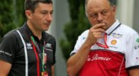 "Image: Alfa Romeo has ""no need to panic"" says Vasseur"
