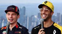 """Afbeelding: Verstappen vond Ricciardo als teamgenoot 'ideaal': """"Wil iemand die strijd aan kan"""""""