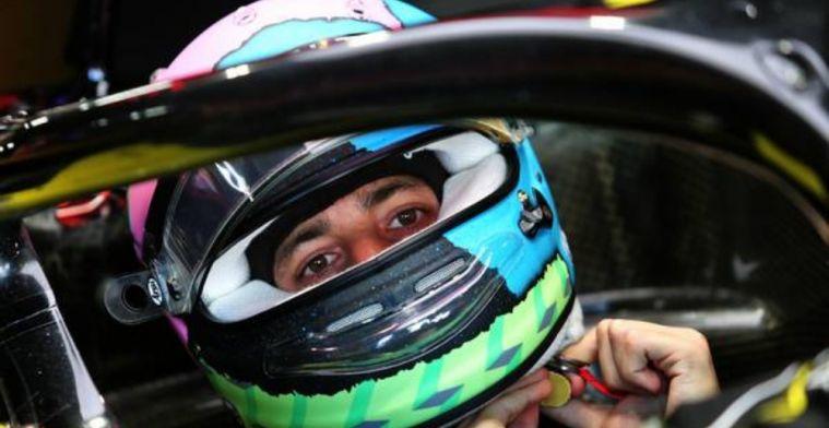 Ricciardo expecting plenty of change at Renault in 2020