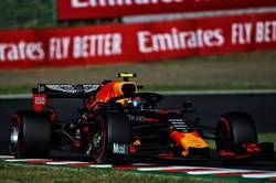Pirelli test day helped Albon become more confident with Red Bull car