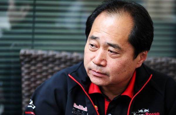 Tanabe positief over samenwerking met Red Bull en Toro Rosso