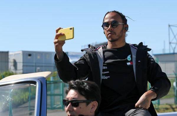 Hamilton over favoriete F1-coureur: Had graag met het hem in een team gezeten