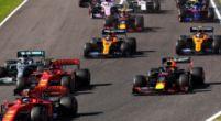 Afbeelding: Meten van valse starts in Formule 1 mogelijk in toekomst aangepast