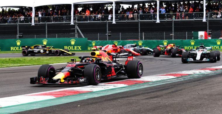 Als Red Bull niet wint, dan is er toch wel weinig progressie geboekt dit jaar