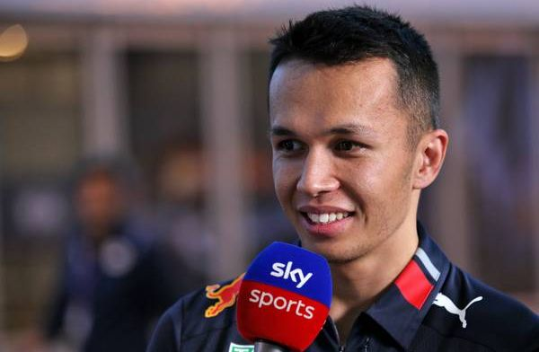 Good confidence and direction for Alex Albon going into Mexican Grand Prix
