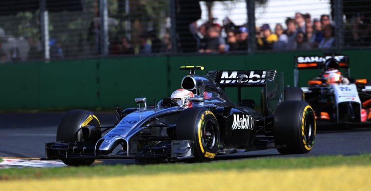 Magnussen rijdt dit weekend 100e GP: Australië 2014 was mijn hoogtepunt