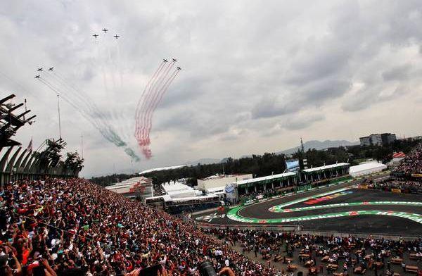 Tijdschema: Grand Prix van Mexico 2019