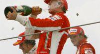 Afbeelding: Twaalf jaar geleden: Laatste wereldtitel voor een Ferrari-coureur