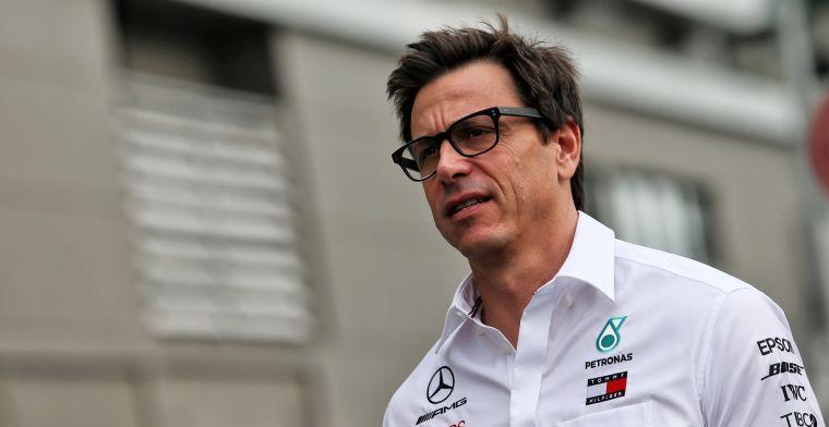 Mercedes verwacht weinig van raceweekend in Mexico: Proberen schade te beperken