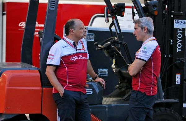 Alfa Romeo approaching the last four races with confidence