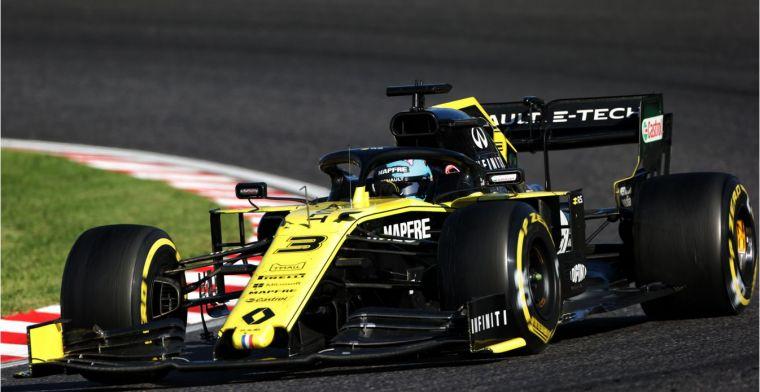 Ricciardo: Ik hoop dat we het huidige momentum vast kunnen blijven houden