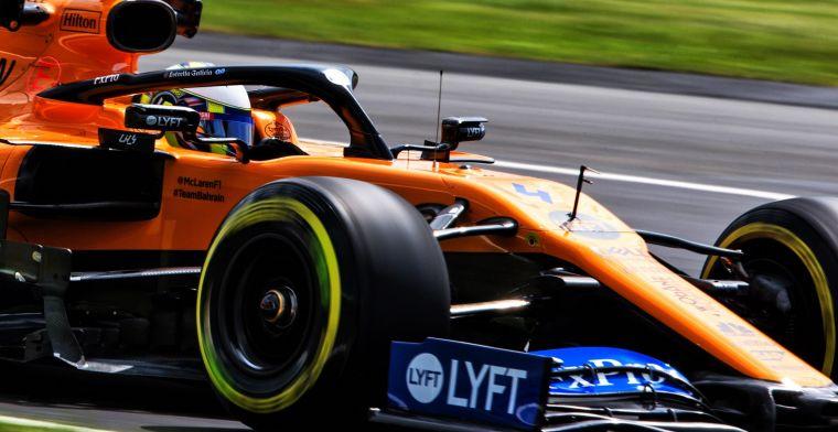 McLaren ziet kansen in Mexico: Baan zou onze wagen moeten liggen