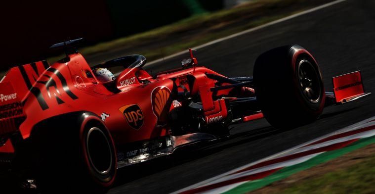 Ferrari neemt maar met één ding genoegen tijdens Grand Prix van Mexico