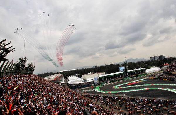 De grootste incidenten tijdens de Grand Prix van Mexico