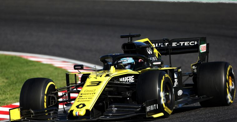 Renault wil geen gridstraffen meer in 2019: Gebruiken nu wat we nog hebben
