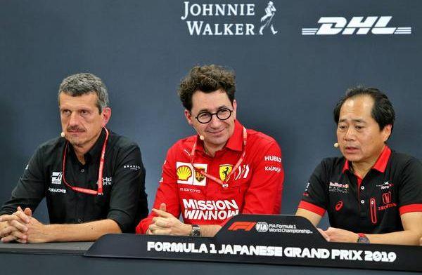 Binotto critical of Ferrari in past two races