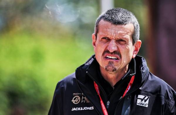 Steiner believes he understands Haas tyre problems: Comes through blue flags