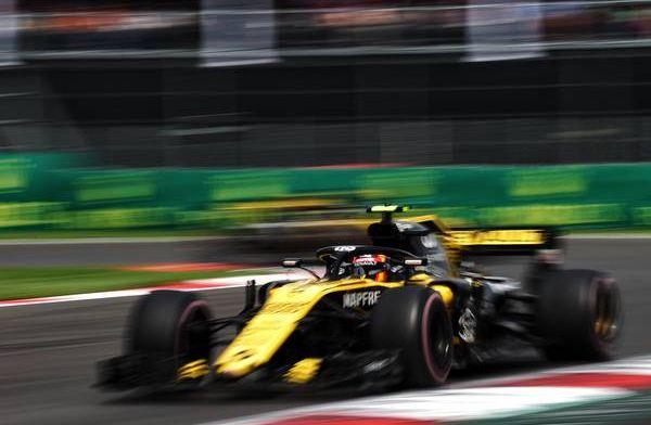 Renault duikt in de materie van 'meest extreme koeling' bij Mexicaanse GP