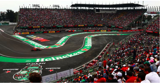 FIA adds a third DRS zone for Mexican GP after turn 11