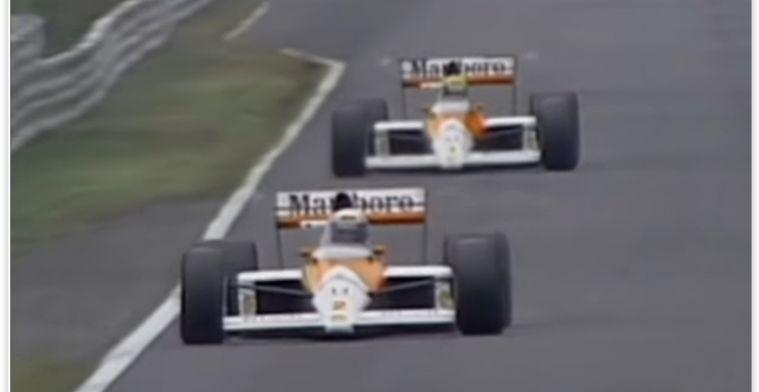 Oude rot bij Honda reflecteert op Suzuka 1989: legendarische Senna en Prost clash