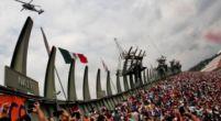 Afbeelding: Grand Prix van Mexico kent geen droog moment: Glibberen en glijden in Mexico City