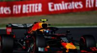 Image: Albon wants to move out of parents house with Red Bull deal