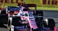 """Afbeelding: Perez had meer vooruitgang verwacht van Racing Point: """"Doet pijn en voelt lang"""""""