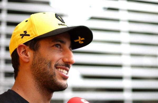 Daniel Ricciardo: Formula 1 is sometimes not the nicest sport after Renault DQ