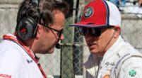 Afbeelding: Raikkonen cynisch over Hamilton: ''Daar ga je het nu toch niet over hebben?''
