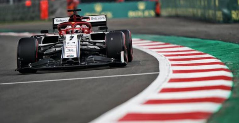 Raikkonen frustrated with qualifying but hopeful for the race