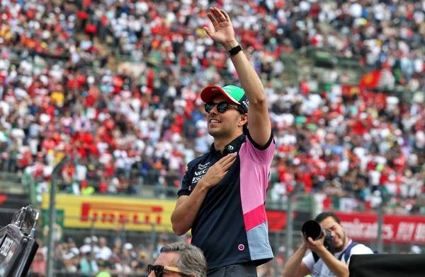 Perez classes P7 as a victory in front of home fans