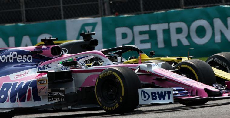 De strijd om het middenveld blijft spannend in het constructeurskampioenschap