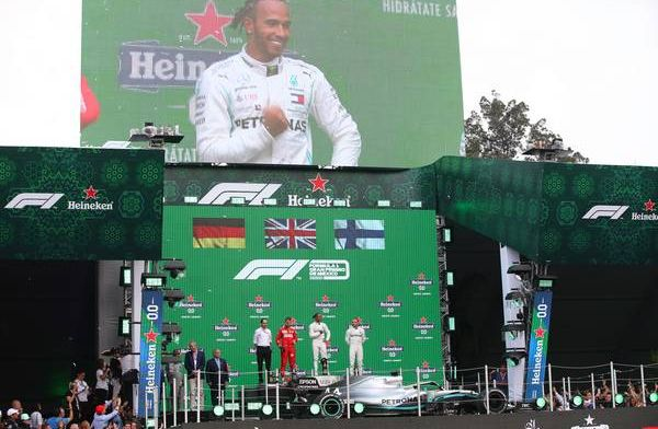 ''Hamilton zijn prestatie viel best mee als je die afzet tegen Verstappen''