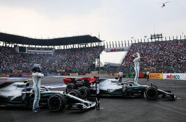 POLL: Wie is de GPblog 'Driver of the Day' voor de Grand Prix van Mexico?