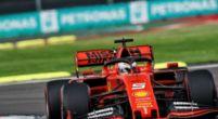 Afbeelding: Vettel gaat voorbij Verstappen in coureurskampioenschap na GP Mexico