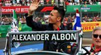 Afbeelding: Albon reed in Mexico zijn beste race voor Red Bull
