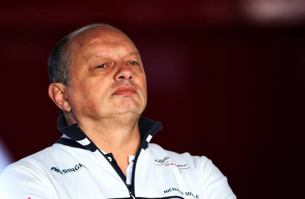 Vasseur rues missed opportunity for Alfa in Mexico