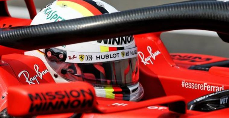 It took until the Spanish Grand Prix for the penny to drop at Ferrari