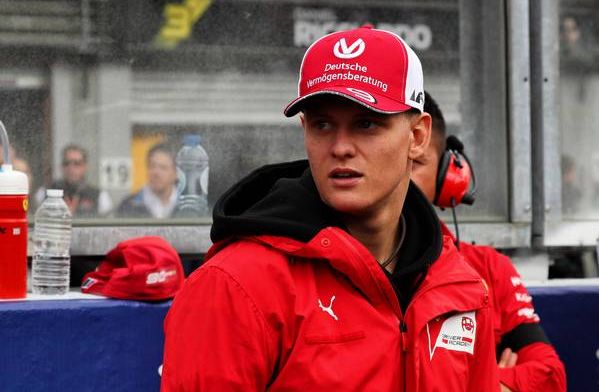 Mick Schumacher opens up on relationship with Sebastian Vettel with comparisons