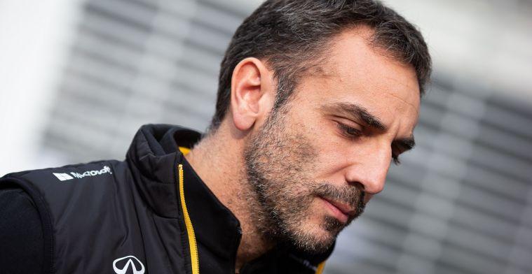 Renault blikt terug op lastig weekend in Mexico: Dat kostte ons vier tienden
