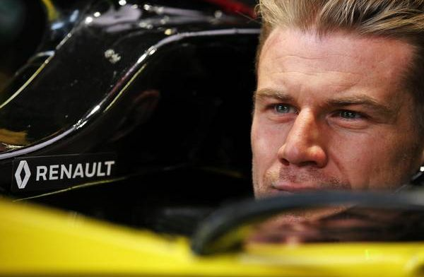 Nico Hulkenberg looking forward to the food at the US Grand Prix!