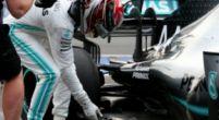 Afbeelding: Hamilton verloor volgens Mercedes 'zeven seconden' na touché met Verstappen