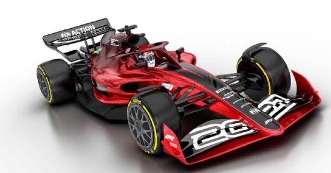 BREAKING: Zie hier de Formule 1-wagen vanaf 2021!