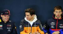"""Image: Verstappen fine with criticism from other drivers: """"Shows you're in their heads"""""""
