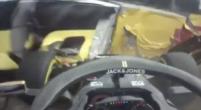 Image: Watch: Grosjean bins it in FP2 at COTA!